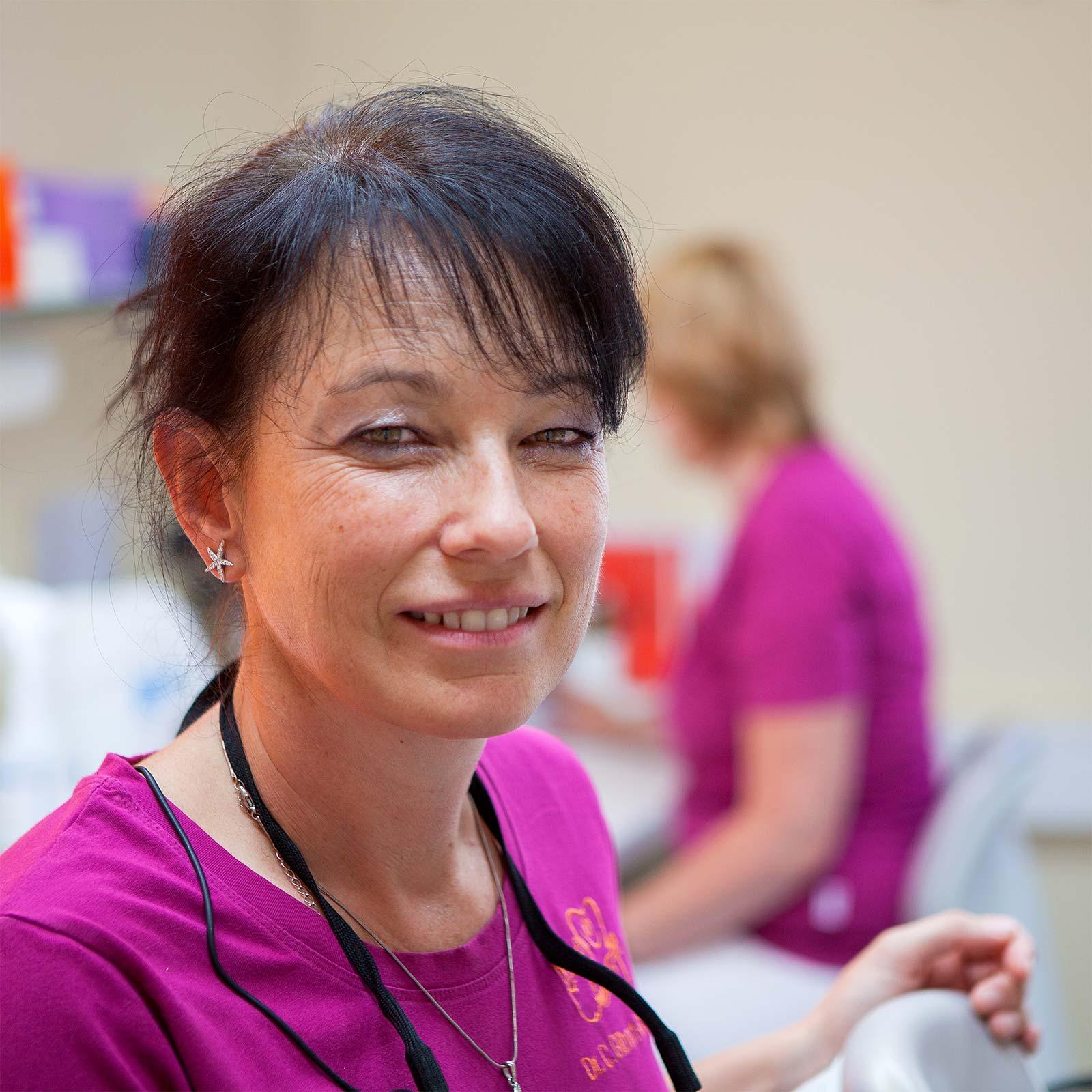 Zahnärztin Dr. med. dent Cornelia Gilbert-Bresler