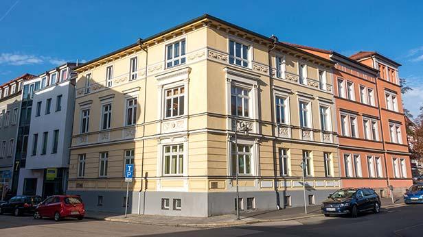 Gebäude/Haus Zahnarztpraxis Dr. Gilbert-Bresler